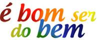 Logotipo É bom ser do bem