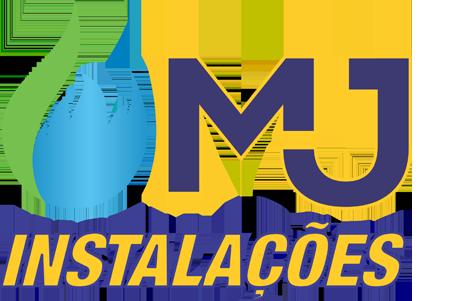 Logotipo MJ Instalações